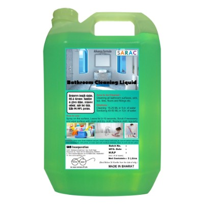 Sar Incorporation Household Cleaner Manufacturer In